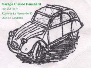 LogoClaudePauchard