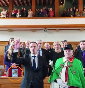 L'Express et L'Impartial du 5 décembre 2012